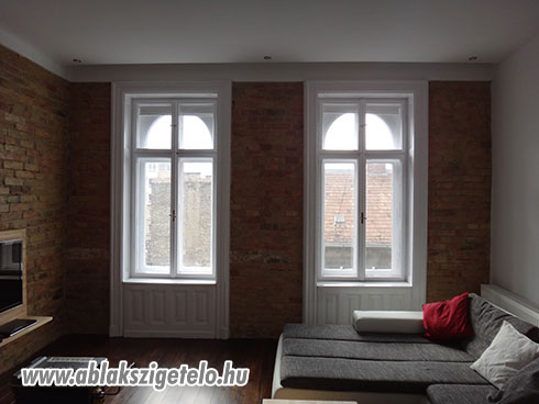 Gerébtokos ablakfelújítás