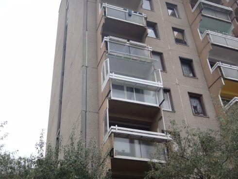 Havanna lakótelepi erkély felújítása
