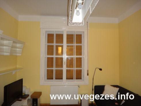kapcsolt gerébtokos ablak felújítása